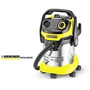 Karcher 1.348-230.0 WD 5 Premium Islak-Kuru Elektrikli Süpürge Renkli